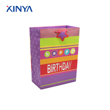 Great China Custom Size Large Gift Package Fancy Paper Shopping Bags Brand Name For Birthday