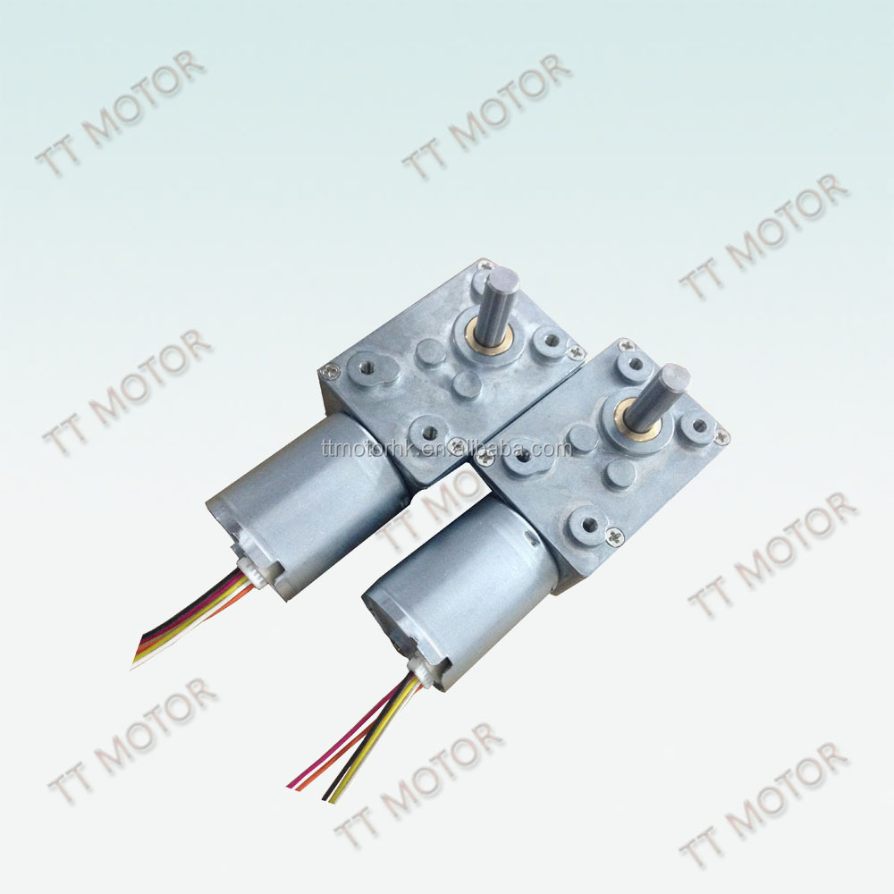 TWG3246-TEC2430 dc worm gear brushless motor