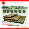 rockwool cubes, 6*6*6 inch planting rockwool for hydroponic grow