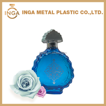 100ml Navy Blue Classic Designed India Perfume Bottle Made In China