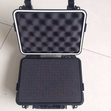 Black ABS hard case tool box portable hairdresser tool case_27500863