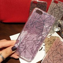 Guangzhou phone case supplier design for ladies diamond beauty flower phone cover for iPhone 7/7s