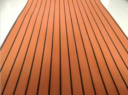 Factory direct sale marine flooring composite boat decking eva material decking synthetic
