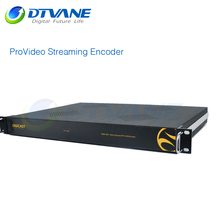 4 Channels H265 H264 IPTV Streaming Server with Low Bitrate HDCP Onvif IPTV Media Server
