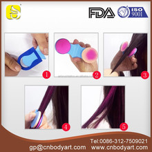 24 Colours Non-Toxic Temporary Hair Colour Chalk Dye