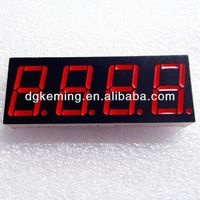 China High definition customized 7 segment display