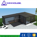 Flat pack container house economic container house sandwich panel 20ft container house