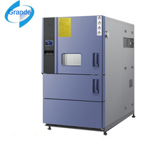 Environmental Cool and Heat Thermal Shock Test Chamber Equipment