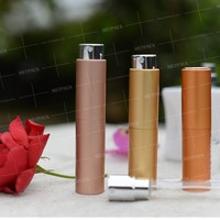 Factory wholesale pocket refillable perfume atomizers