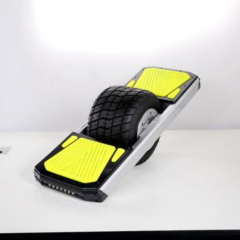 Off -road 48V 700w 11 inch big tire surfing electric skate board