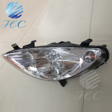 2001-2005 old style car parts front car light for Peugeot 307