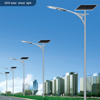 Outdoor Solar Led Street Lighting