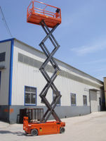 Mobile Scissor Lift With CE&ISO Approved