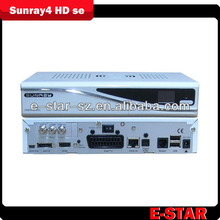 sunray dm800 hd sunray sr4 with sim a8p can update original software on dreambox dm 800se triple tuner