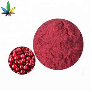 Organic Fruit Extract Instant Cranberry Fruit Juice Powder