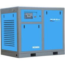 Good performance and famous brand direct driven screw air compressor in China