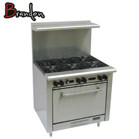 Heavy Duty Range Restaurant Equipment Kitchen