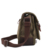 Wholesale China fashion travel shoulder canvas bag leather zipper cotton material man office hand sling bag