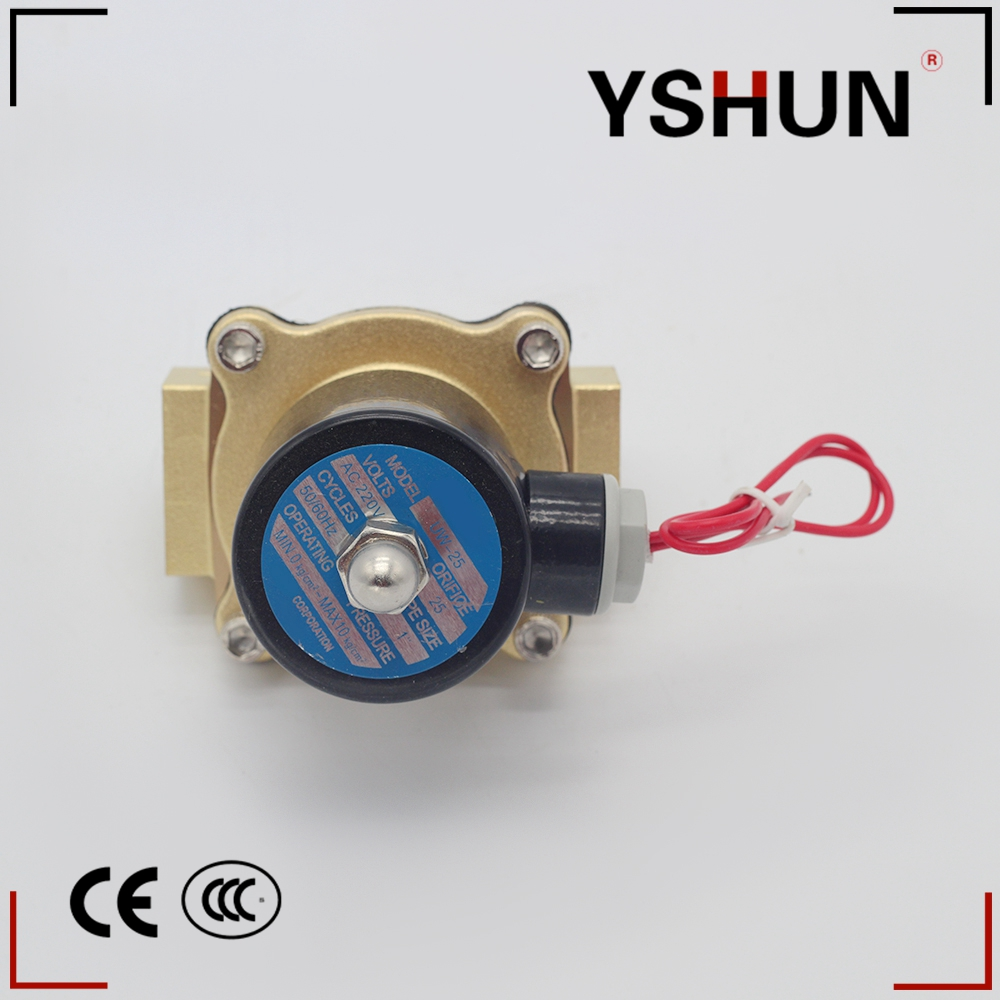 12V Normally closed valve hydraulic control valve for water