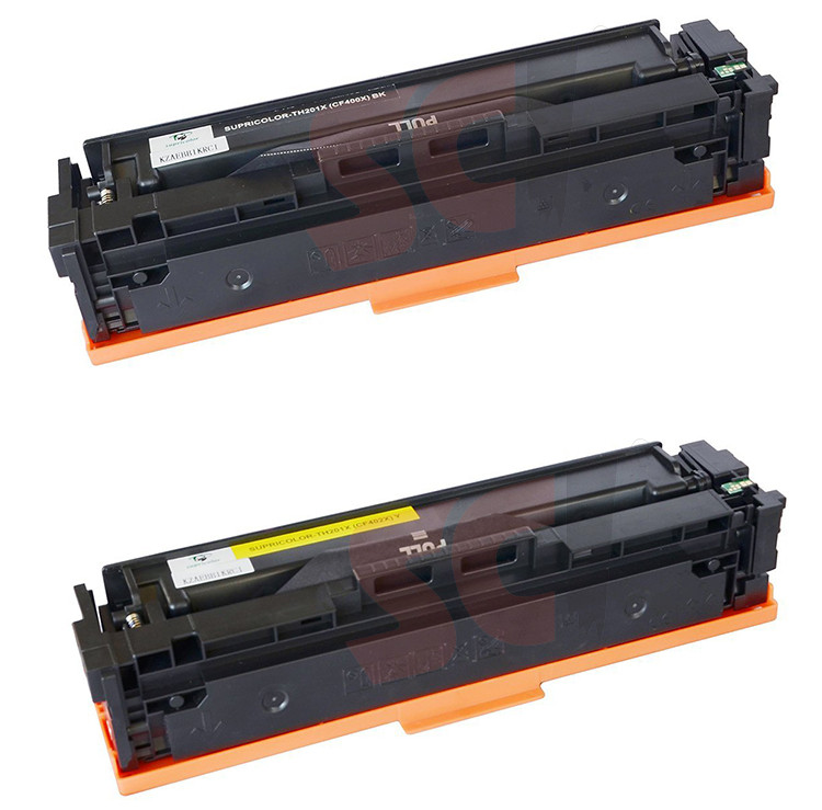 Supricolor Stable quality compatible for hp cf400a toner cartridge