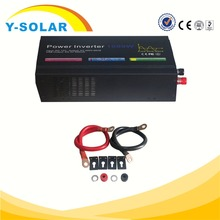 Y-SOLAR I-Z-1000W HOT 2016 High Frequency Solar Inverter Off Grid Built in PWM /MPPT solar charger 12V dc to 240v ac