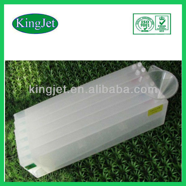 Wide formate refillable ink cartridge for Roland XJ 640