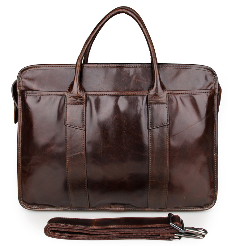 7321C J.<strong>M</strong>.<strong>D</strong> <strong>100</strong>% Genuine Leather Laptop Bag Vintage Man Handbag Online Shop