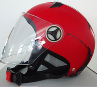 dual sports helmet skiing cascos snow helmet climbing helmet extream sports with goggle