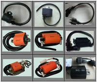Motorcycle electrical parts of Ignition coils