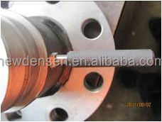 Carbon steel mining mechanical parts casting bonnet valve