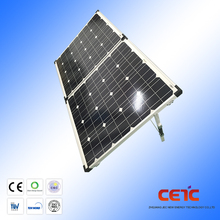 Easy Carrying Portable 18V 160W Folding Solar Panel Kits