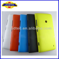 hybrid hard case cover for nokia lumia 520 accessory made in china factory laudtec
