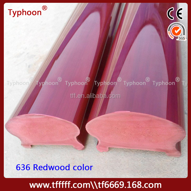Typhoon China Household Handrails Stair Handrail Plastic Handrail Capping