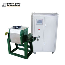Convenient Operation Scrap Copper Induction Electric Smelter