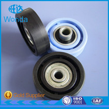 High limiting speed good quality small ball bearing slide door wheel bearing for furniture