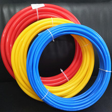 PU PE PA12 PA6 PA11 Nylon tube air hose flexible polyurethane pu transparent tube