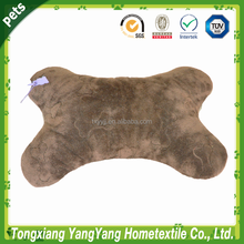 Brown cushion for dog & pet product cushion & mini pet product