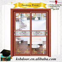 cottage use,aluminum sliding door, high quality