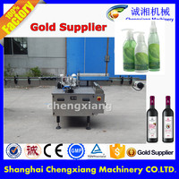High efficiency cold glue labeller factory,wet glue paper labeling machine