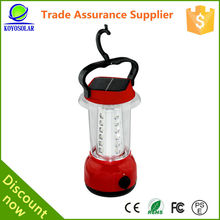 indoor outdoor camping equipment mobile solar led lantern