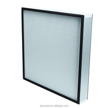 Mini-pleat HEPA filter 99.99% for HVAC system