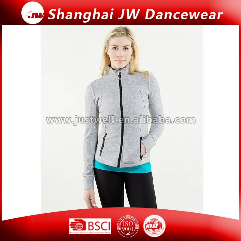 Fashion fitness women Jackets with high quality ,new designed