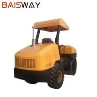 gasoline engine smooth wheel road roller for sale uk