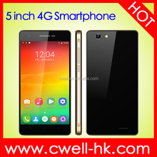 5 Inch Ultra Slim Quad Core Android smart phone