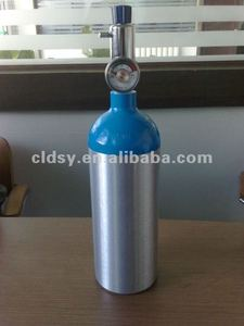 medical portable oxygen cylinder with favorable price