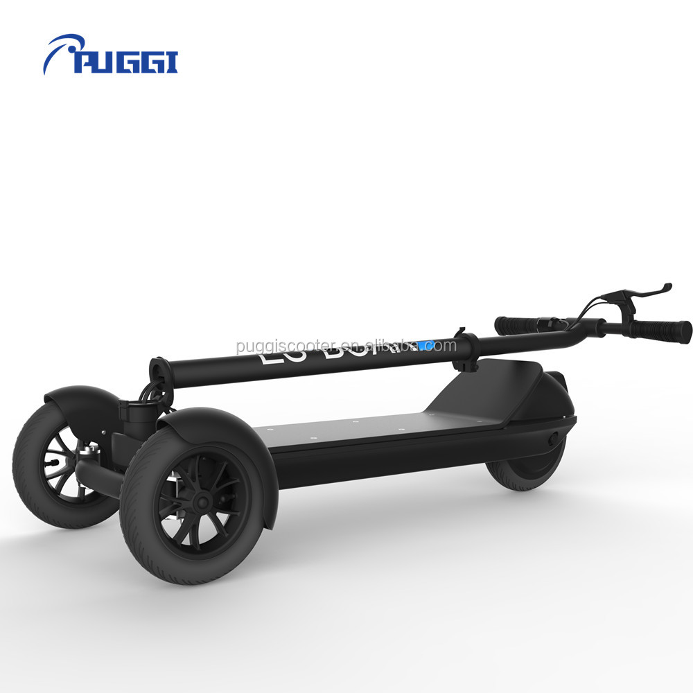 Puggi Two Wheel Electric Self-balancing Chariot Scooter/Vehicle/Transporter/Bike or Smart Mobility Scooter