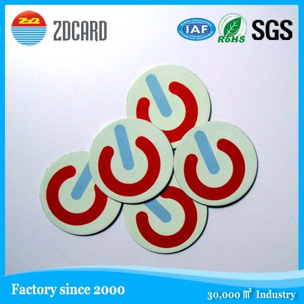 125 khz sticker rfid factory price