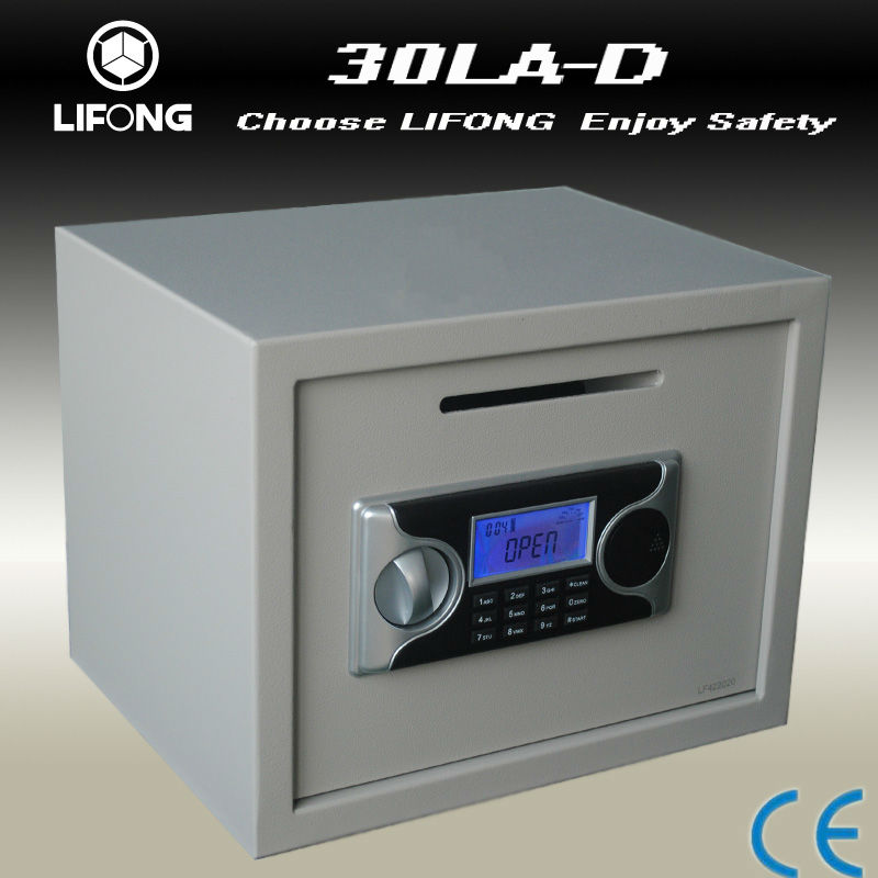 factory supply sell money safe box for sale with LCD digital metal security steel safe