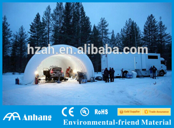 Outdoor Use Giant White Inflatable Tent/Inflatable Lawn Tent