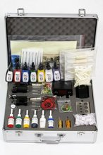 Professional Top grade Rotary Machine Tattoo Kit